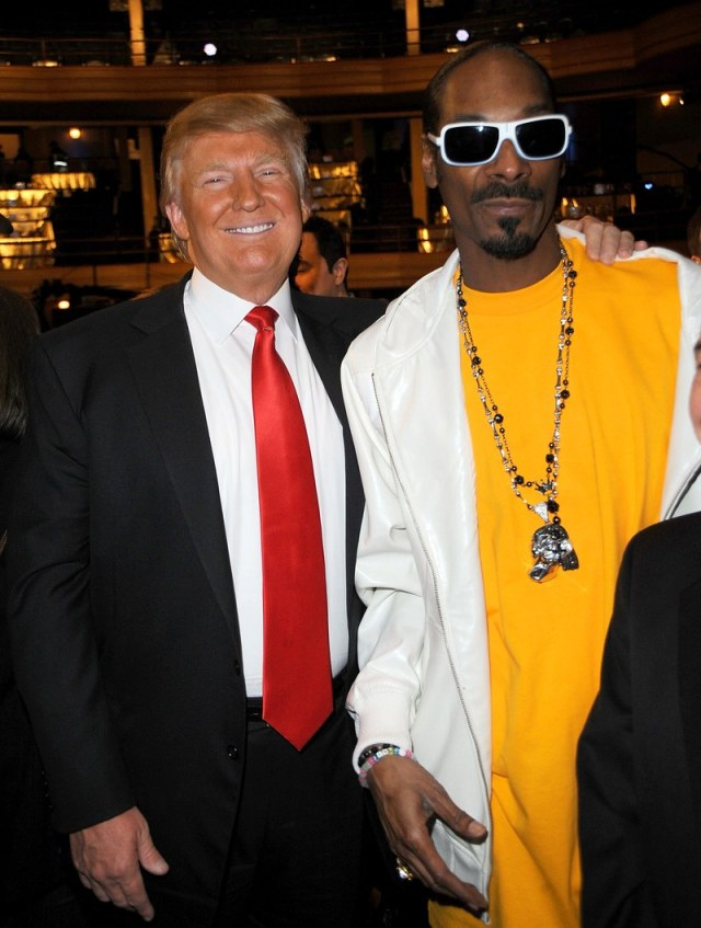 Trump-Friends-Snoop-Dogg